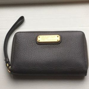 Marc by Marc Jacobs zip around wristlet.